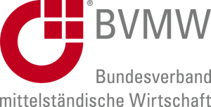 Logo of German Association for Small and Medium-sized Businesses (BVMW)