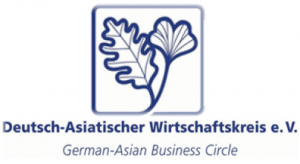 Logo of German-Asian Business Circle (DAW)